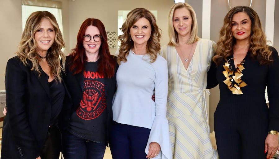 Maria Shriver's Sunday Paper: It's Time to Step Out of Line