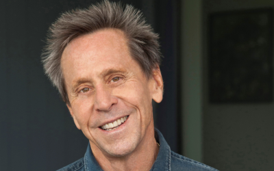 Academy Award-Winning Film Producer Brian Grazer Says His Secret to Success Is 'Looking Up'