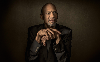 Kareem Abdul Jabbar Opens Up About Civil Rights, Disadvantaged Kids, and Sherlock Holmes