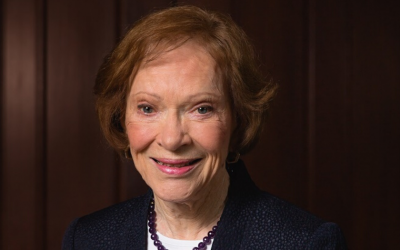 Former First Lady Rosalynn Carter Shares Her Mission to Support America's Caregivers