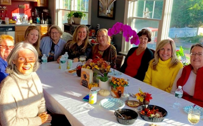 How Hosting The Sunday Paper Dinner Club Has Changed My Perspective on Life and Community