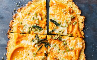 Toasted Sage Butternut Pizza