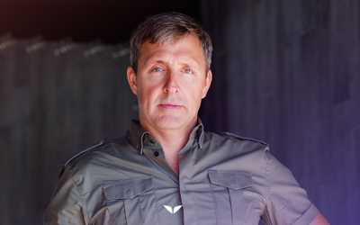 Bulletproof Founder Dave Asprey on Biohacking and Why We'll All Live Past 100