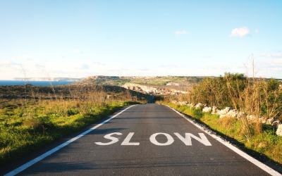 Why We All Need to Join the Slow Movement