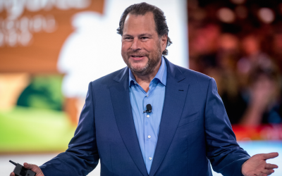 Salesforce Co-CEO Marc Benioff on Why Changing the World is Everyone's Business