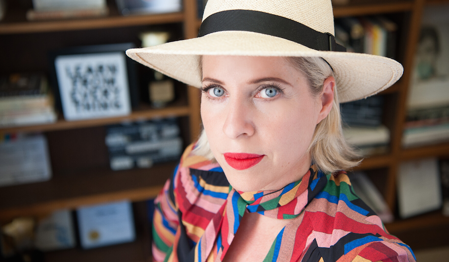 Internet Pioneer Tiffany Shlain Has The Digital Detox Method You Can Actually Stick With